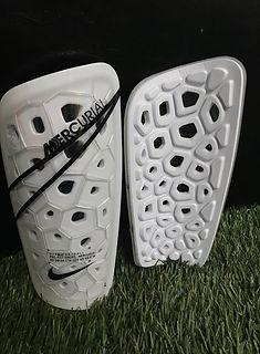 Nike Mercurial Lite Shinguard (White).jp
