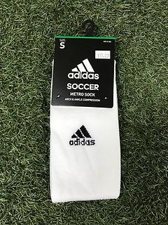 Adidas Metro Socks (White).jpg