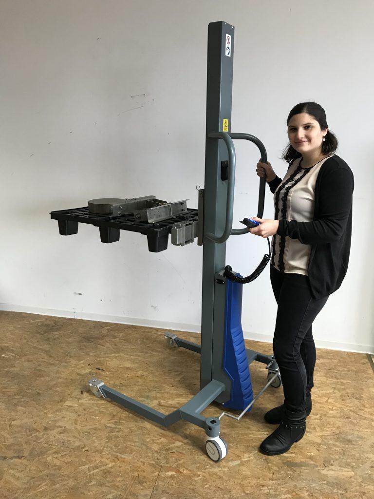 Neue Marketing Managerin Sabrina Burk