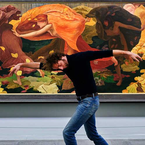 Training für Kunst & Wahrnehmung