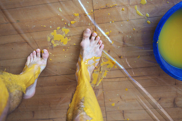 Körpermalerei