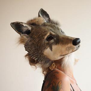 Wölfin Aana