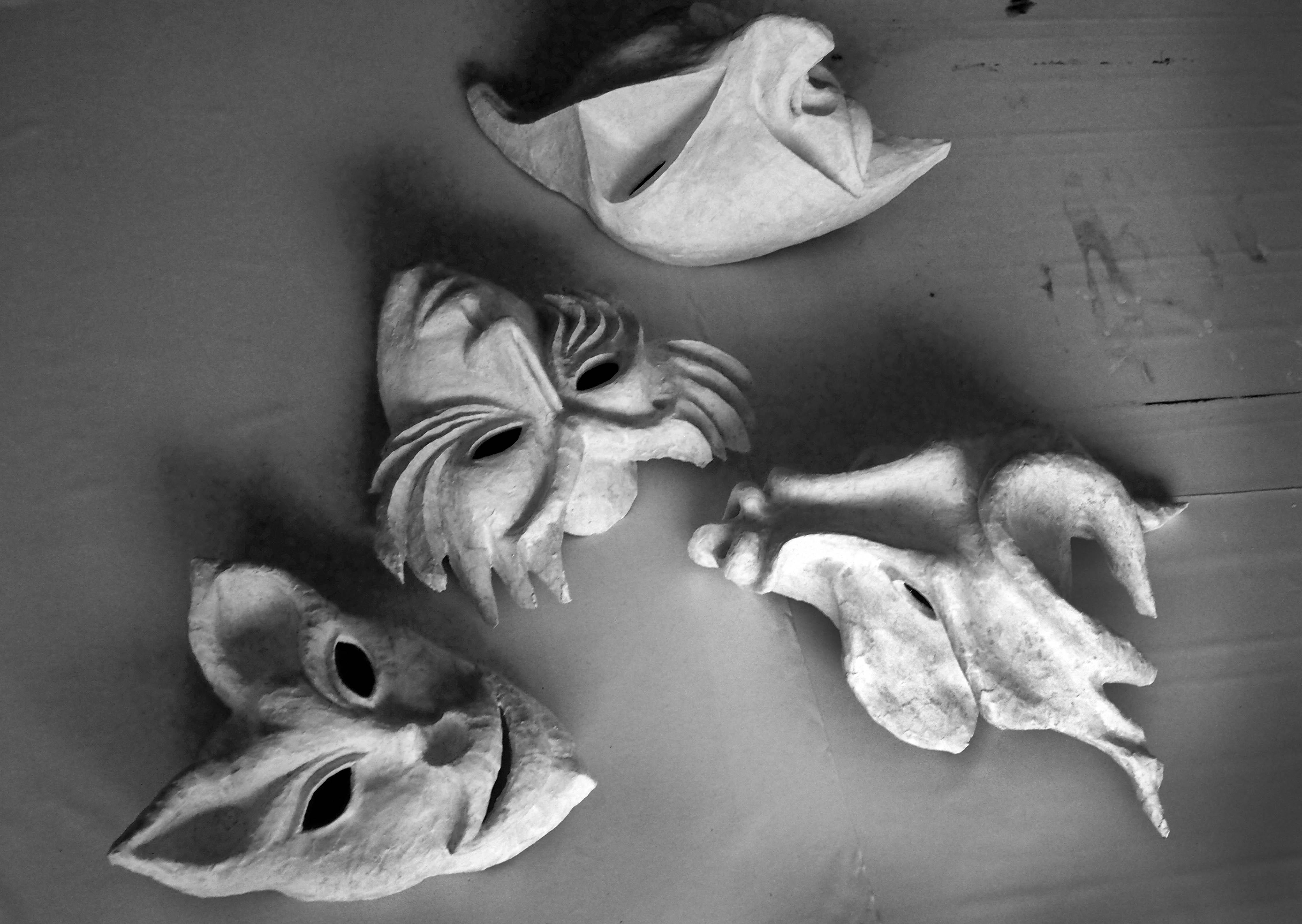 Anima Cara Masken