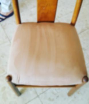 ניקוי כסאות