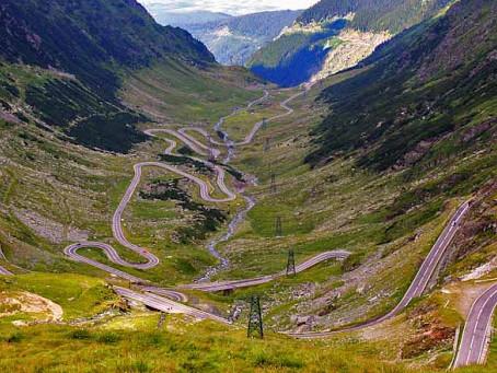 טרנספגארשן הכביש המפורסם ברומניה