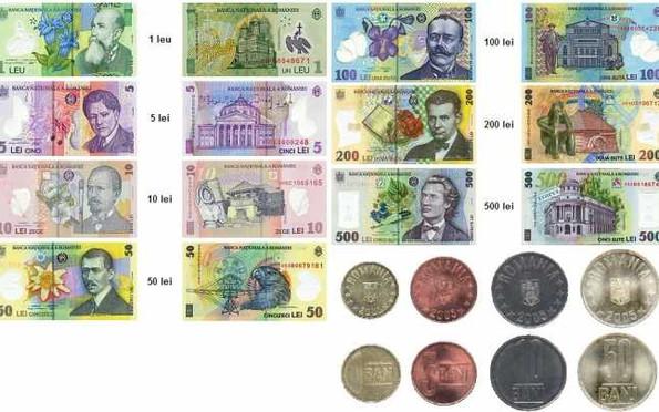 מטבע רומניה