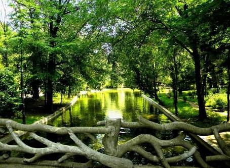גן צי'ישמיג'יו, הפארק העתיק ביותר בבוקרשט.