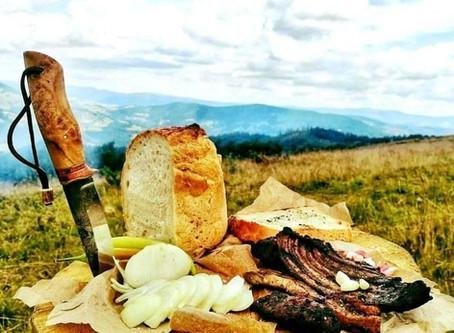 חיי הכפר ברומניה וטיולים בטבע