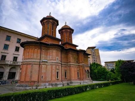 כנסיית קרצולסקו בבוקרשט