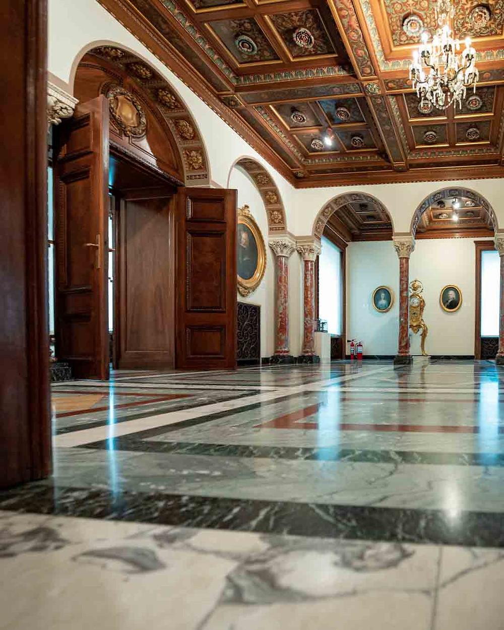 המוזיאון הלאומי לאמנות של רומניה