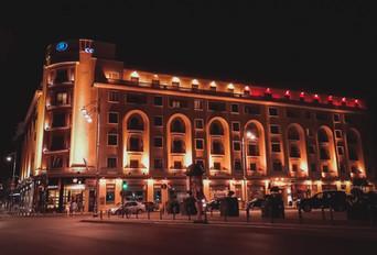 מלון הילטון בבוקרשט