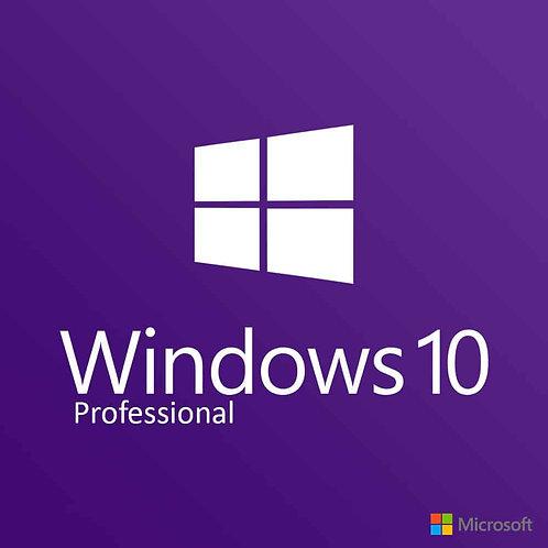 Windows 10 Pro mit Creators Update inklusiv Install