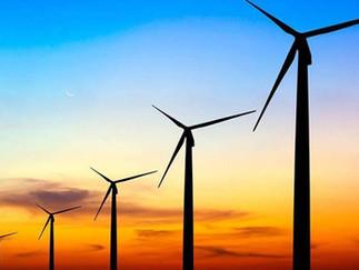Geração eólica cresce 27% entre janeiro e novembro de 2017