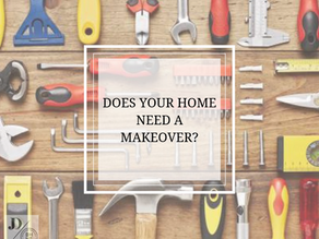 Does Your Home Need a Makeover?
