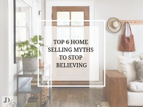 Top 6 Home Selling Myths to Stop Believing
