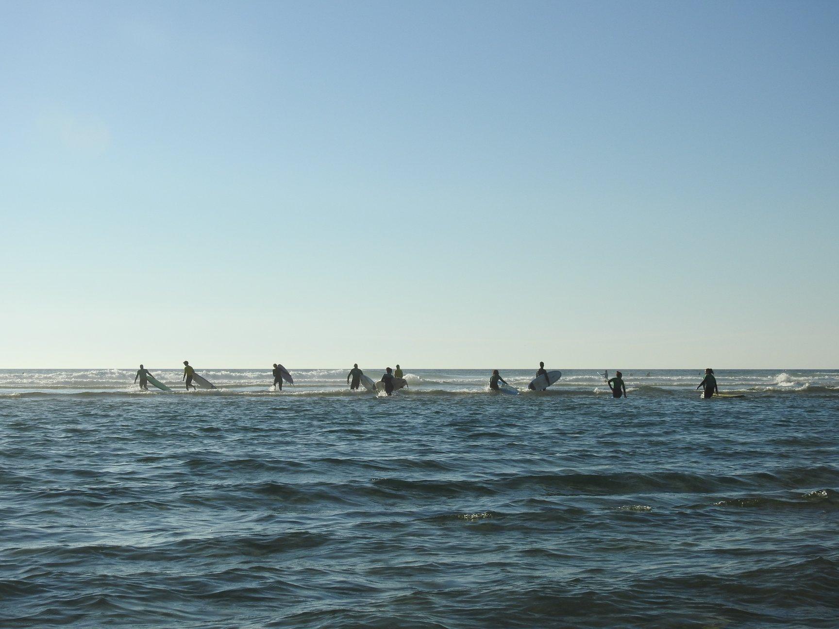 Surf & yoga retreat camp algarve portuga