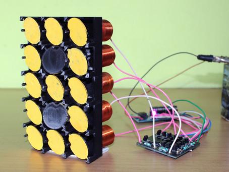 Magnetic Display