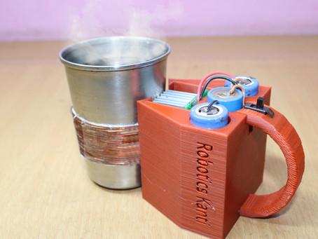 How to Make Induction Tea Maker