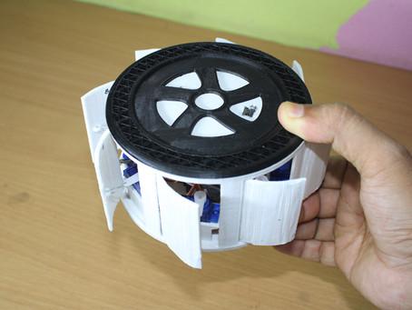 New Robot Wheel