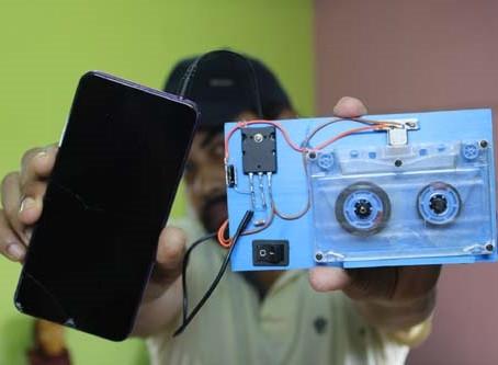 Convert Audio Cassette to mp3