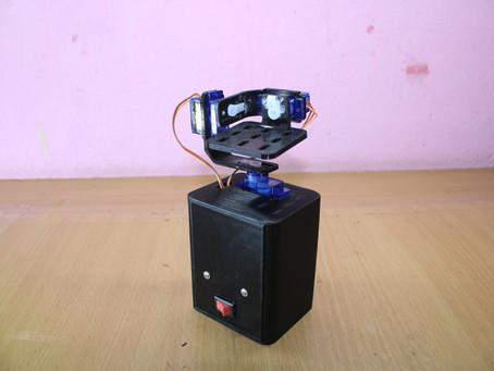 Make Gimble for Camera