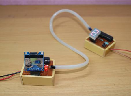 How to Make Fiber Converter Circuit