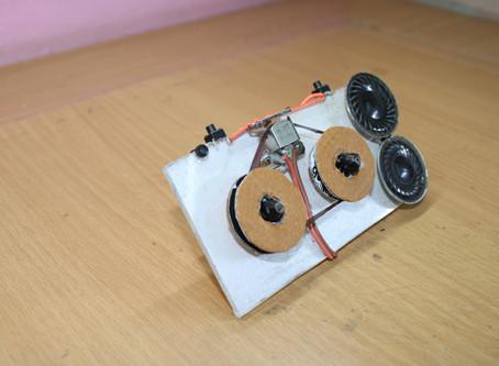 How to make Audio Recording Machine