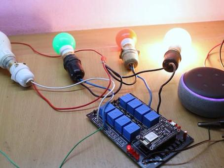 MQTT server home automation...