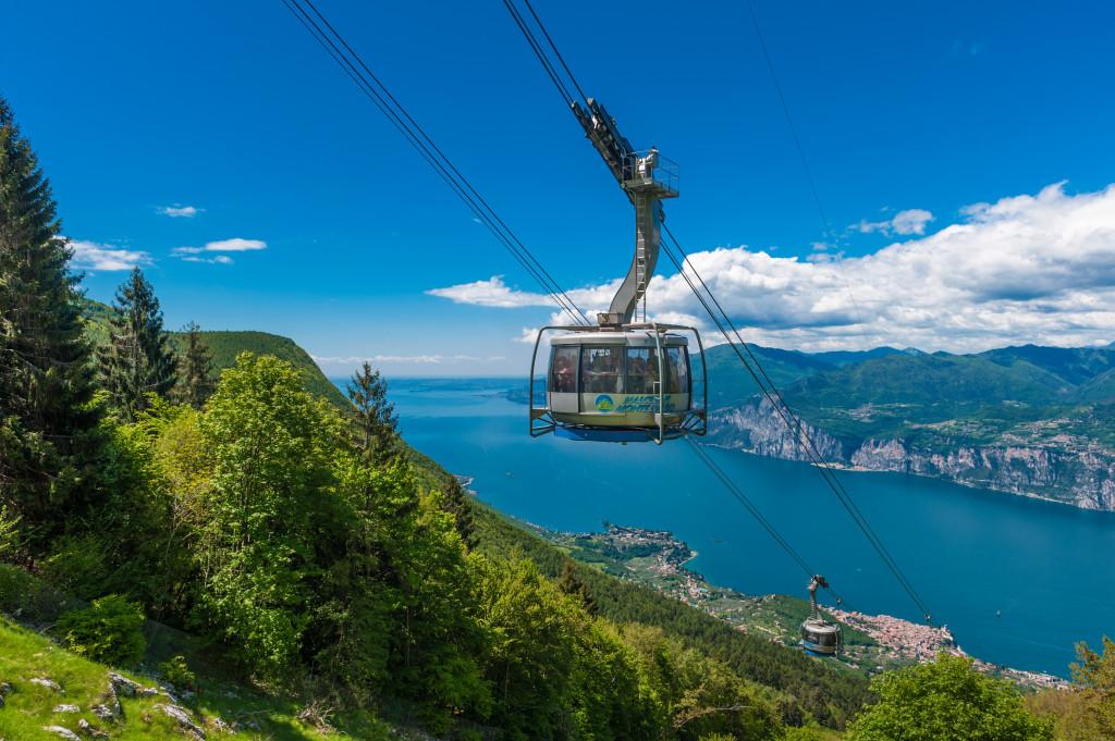 Funicolare Panoramica Malcesine - Monte Baldo