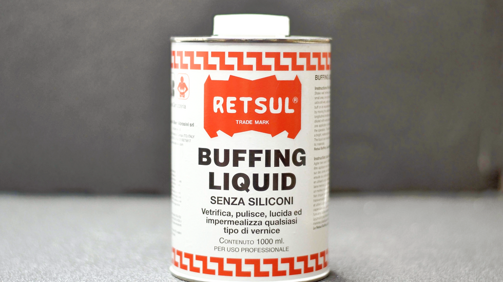 Retsul Buffing Liquid