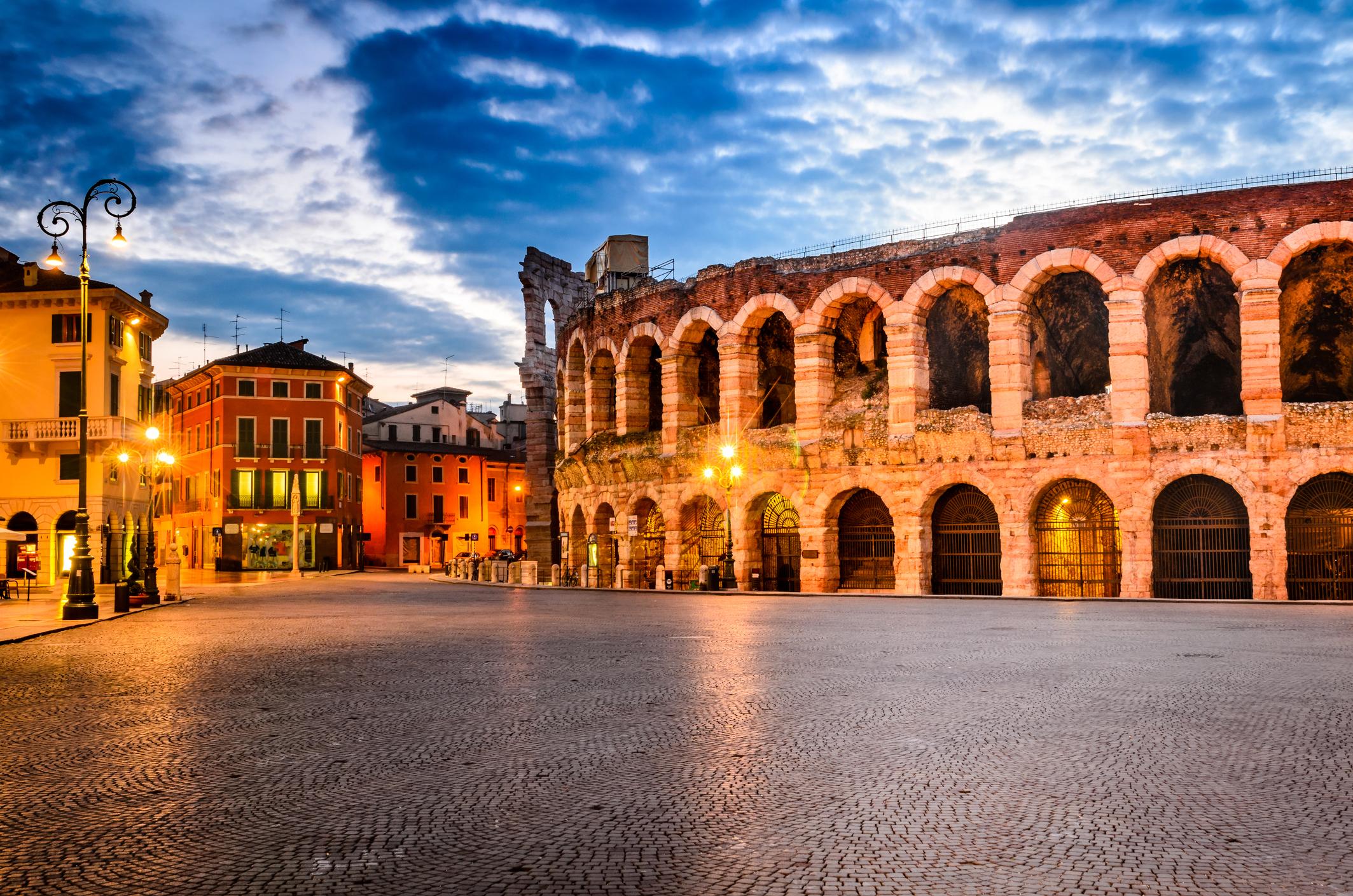 Verona, l'Arena, I Concerti e Romeo&Giulietta