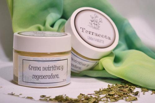 Crema Nutritiva y Regeneradora Facial