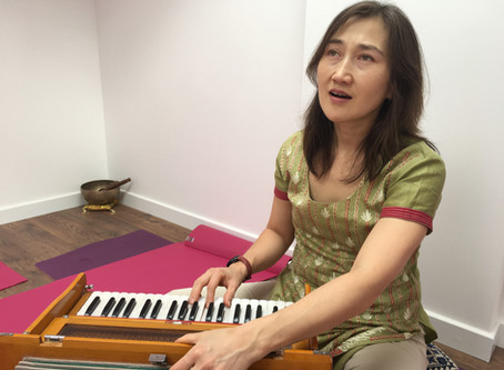 Sound Meditation or Yoga of Sound