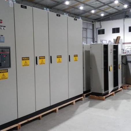 Mais uma vez DBTEC participa de projeto e fornecimento de Painéis Elétricos para Angola, na África