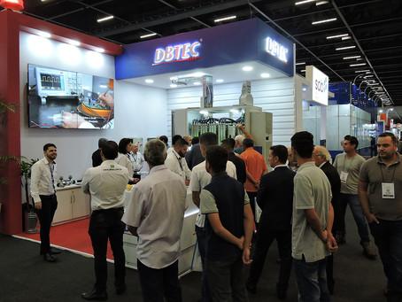 DBTEC participa pela primeira vez da FIEE Smart Future