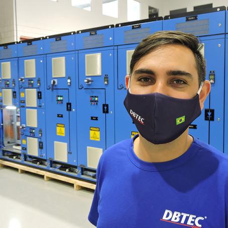 DBTEC tem nota máxima no Programa Nos Conformes