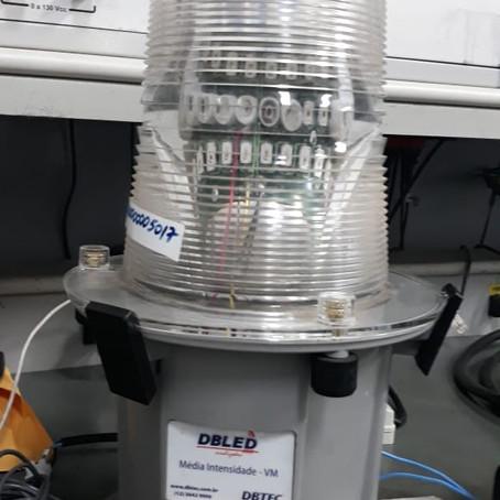 Sinalizador Aeronáutico a LED da DBTEC completa 10 anos de operação