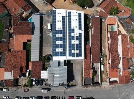 Lacres de Segurança produzidos através de Energia Solar Fotovoltaica