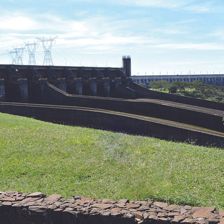 As Usinas Hidrelétricas continuam impulsionando a maior parte da energia gerada no Brasil