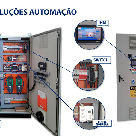 Soluções em Automação Industrial ganham ainda mais força com o crescimento da Indústria 4.0