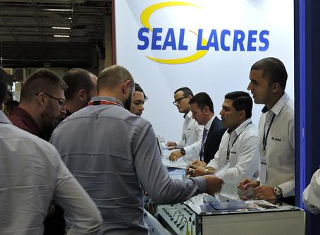 Seal Lacres esteve presente no maior evento de logística da América Latina