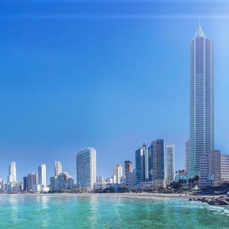 Balizas DBTEC foram as escolhidas para o balizamento aéreo dos edifícios mais altos do Brasil