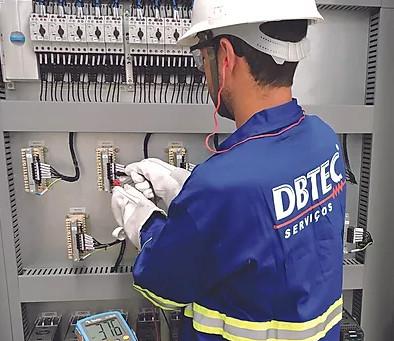 Manutenção e Inspeção de um Sistema de Proteção contra Descargas Atmosféricas (SPDA)