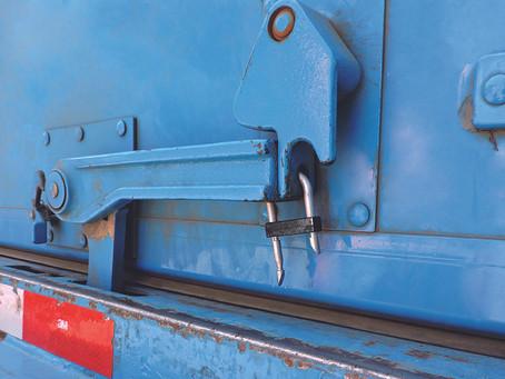 Pequenas medidas de prevenção e segurança, evitam grandes prejuízos no setor logístico