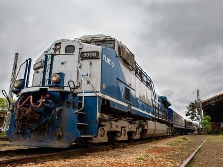 A relação entre os investimentos no transporte ferroviário e a retomada da economia brasileira