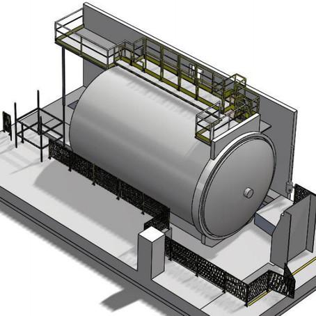 DBTEC realiza projeto completo e implantação de adequação Ex, NR-10 e NR-12 para a GE