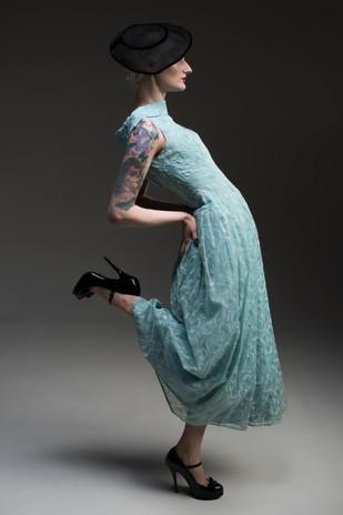 Image Credits: Photographer: Catherine Dineley. Stylist & Hair: Rachel Heeley. MUA: Megan Plummer. Model: Sarah Pearse. Dress: Betty Smithers Collection.