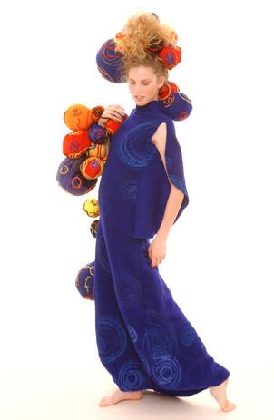Designer & Stylist: Rachel Heeley Photographer: Steve Woods Models: Celia & Trifen