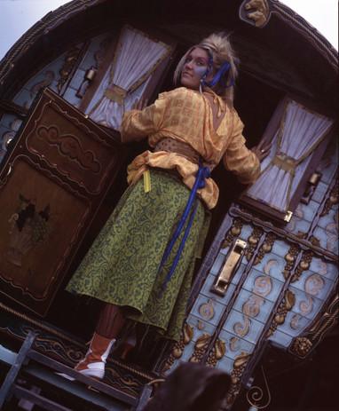 Designer & Stylist: Rachel Heeley Photographers: Lee Gwinnett & Chris Guise Hair: Katherine Singer MUA: Emily Bates Assistant: Nicola Murray Female Models: Anna White, Anthea Thomas & Jammie White. Male Models: Gavin Scott, John Touch & ChristopherBall.