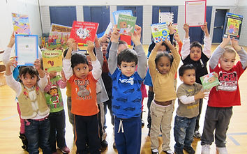 Books2Connect gives children books they otherwise would not have